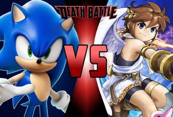 Sonic vs. Pit