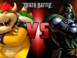 Bowser VS Doctor Doom