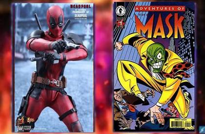 Dp vs the mask combatants set