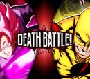 Goku Black vs Reverse-Flash