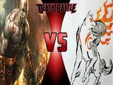 Kratos vs Amaterasu