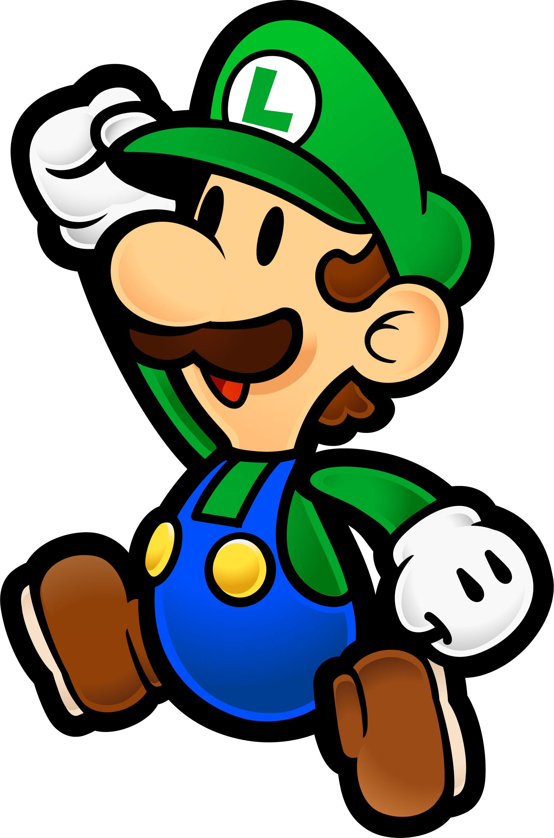 Paper Luigi Death Battle Fanon