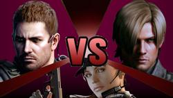 Resident Evil Battle Royale Fake Thumbnail