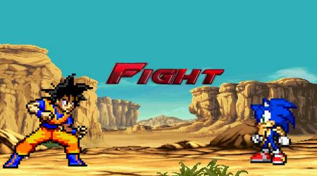 Sonic vs Son Goku | Death Battle Fanon Wiki | FANDOM powered by Wikia