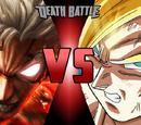 Goku vs Asura