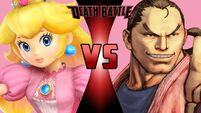 What-if Death Battle Princess Peach vs. Dan Hibiki