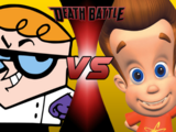 Dexter VS Jimmy Neutron