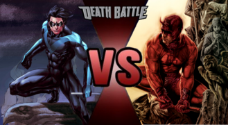 Nightwing vs daredevil alt 2 by gokuvssuperman117-d8c9kkx