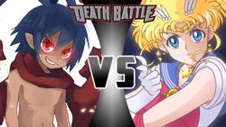 Laharl vs