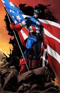Marvel Comics - Captain America by asylumcomics