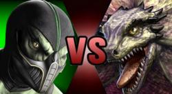 Reptile Aeon Calcos Fake Thumbnail