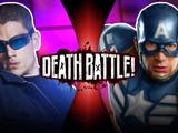 Captain America vs Captain Cold