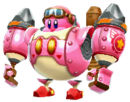 Kirby Robobot stand
