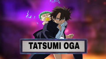 Tatsumi Oga Introduction (Fox-Shock)