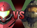 Samus Aran vs. Master Chief