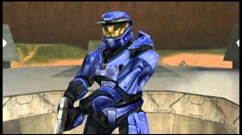 The Best of Caboose! Season One, Red vs Blue