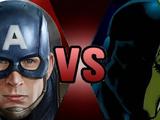 Captain America vs. Deathstroke