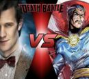 The Doctor vs Dr Strange