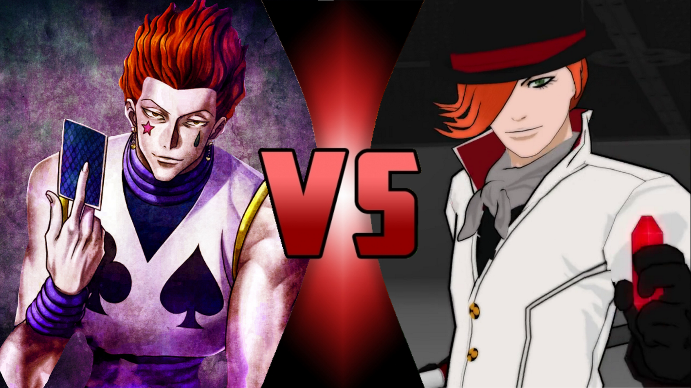 Hisoka vs Roman Torchwick | Death Battle Fanon Wiki | FANDOM