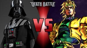 Darth Vader vs Dio Brando