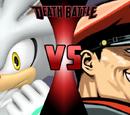 M.Bison vs Silver the Hedgehog
