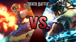 Captain Falcon VS Ryu