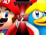 Mario vs King Dedede