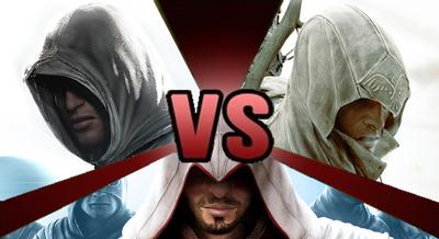Assassin's Creed Battle Royale Fake Thumbnail