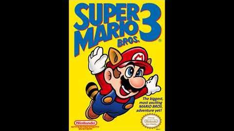 Super Mario Brothers 3 - Airship Theme- Sega Genesis Style 16-Bit Remix