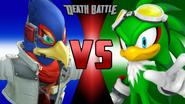 Falco VS Jet Fanmade