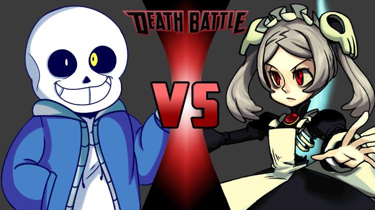 sans vs marie death battle fanon wiki fandom powered by wikia