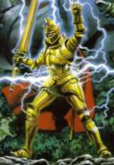 Ghosts 'n Goblins - Sir Arthur with Gold Armor as he appears on the Sega Genesis version of Ghouls & Ghosts