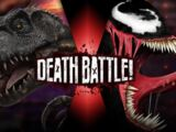 Venom vs the Indoraptor
