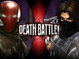 Red Hood VS Winter Soldier