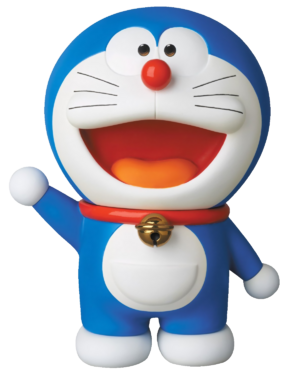 Doraemon in 3D CGI Form