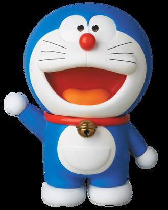 Doraemon in 3D CGI Form