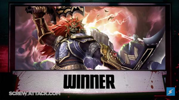 Winner - Ganondorf