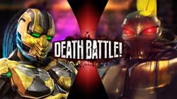 Cyrax vs