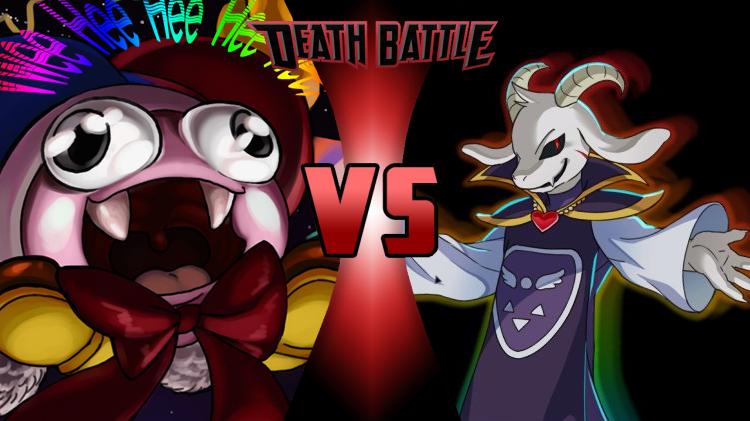 Marx vs  Asriel | Death Battle Fanon Wiki | FANDOM powered