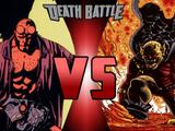 Hellboy vs Etrigan the Demon