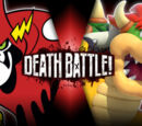 Lord Hater vs Bowser