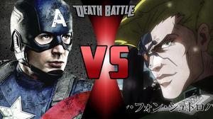 Captain America vs Rudol von Stroheim