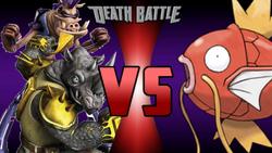 Bebop & Rocksteady vs