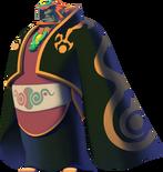 The Legend of Zelda - Ganondorf as he appears in Wind Waker