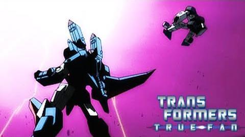 Transformers Armada - Starscream Death