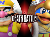 King Dedede vs Wario