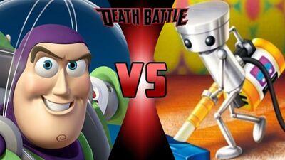 Buzz vs Chibi