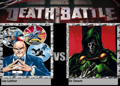Doom vs lex luthor