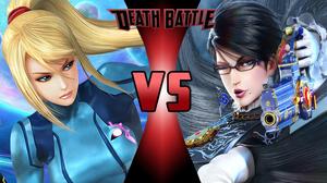 Samus Aran vs Bayonetta