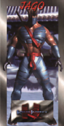 Killer Instinct - Jago's Card